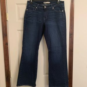 Levi's Curvy 529 Boot Cut Jeans